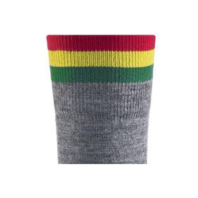 "Bontrager Race 5"" Wool Socks Unisex Rasta Paw"